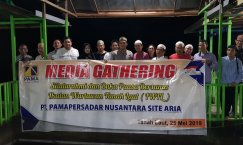 MEDIA GATHERING PT. PAMA DENGAN IWTL